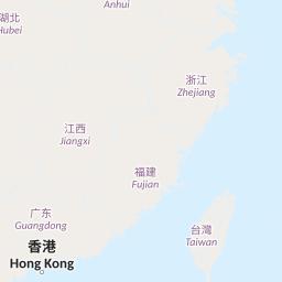 Hong Kong Weather Map.Met On Map